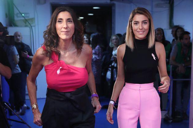 Paz Padilla y su hija, Anna