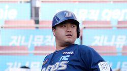 NC 박석민이 프로야구 선수협이 선정한 '올해의