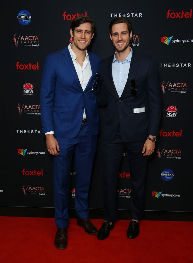 Jordan Stenmark and Zac