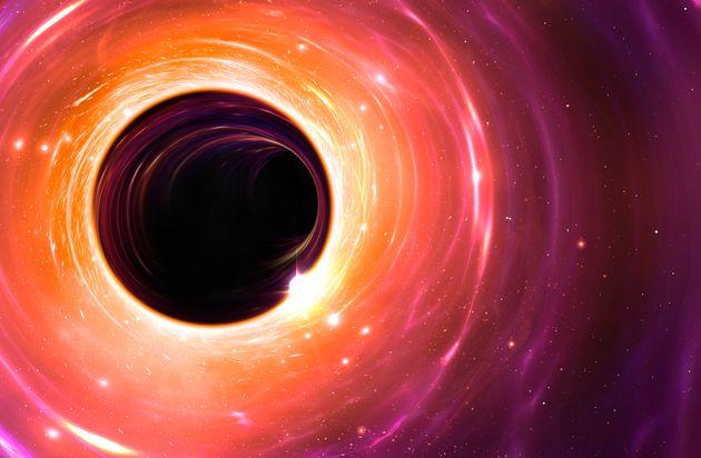 Ανακάλυψη γιγαντιαίας μαύρης τρύπας, με μάζα 70