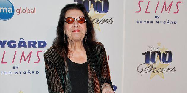Shelley Morrison au 25e gala annuel des 100 étoiles Norby Walters à l'hôtel Beverly...
