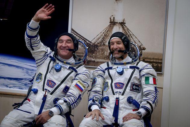 Cosa sta facendo Parmitano sulla Stazione Spaziale e