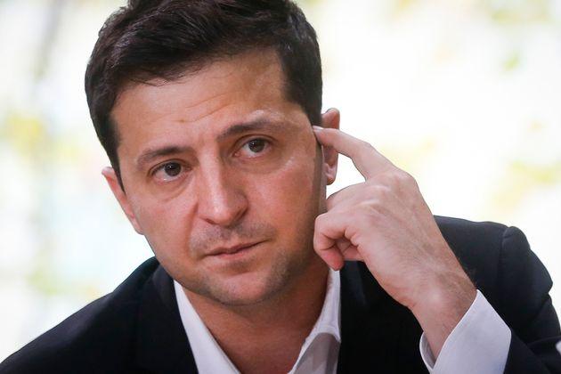 Αρνείται τα περί συμφωνίας με τον Τραμπ ο Ουκρανός πρόεδρος