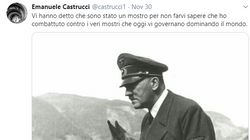 Prof Siena celebra Hitler in un tweet. L'Ateneo ne chiede il