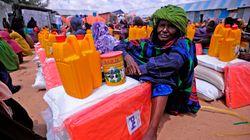 Oxfam: los desastres climáticos desplazan a 20 millones de personas al