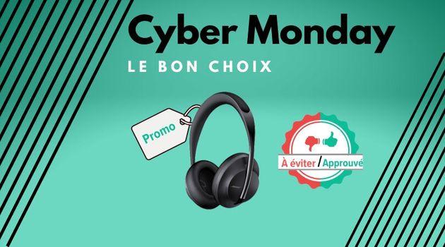 Bose, Sony, Jabra... Après le Black Friday, Le HuffPost sélectionne et trie les promos du Cyber Monday...