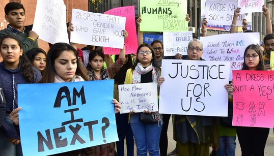 How India's Criminal Justice System Forces Survivors To Go Through An