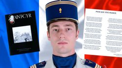 Cinq ans avant sa mort, le poème prémonitoire du soldat Clément