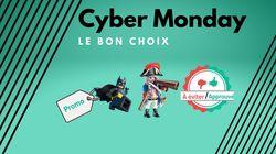 Les meilleures promos du  Cyber Monday sur les Lego et autres