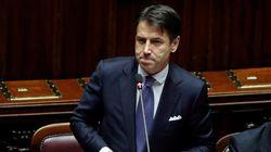 Giuseppe Conte subito all'attacco di Salvini: