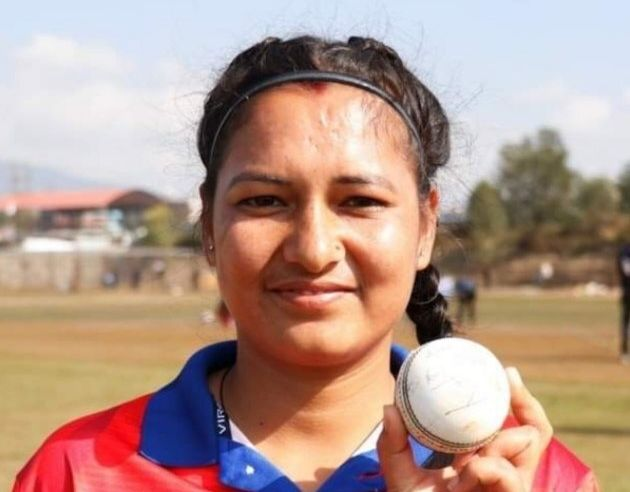 File image of Anjali Chand.