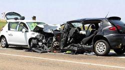 Mil un muertos de tráfico en los 11 primeros meses del año, 86 menos que en