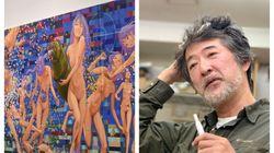 """「ピカソがああ描くなら、俺はどう描くか?」かつて""""少女""""を描いた会田誠さんが見る""""日本""""とは"""