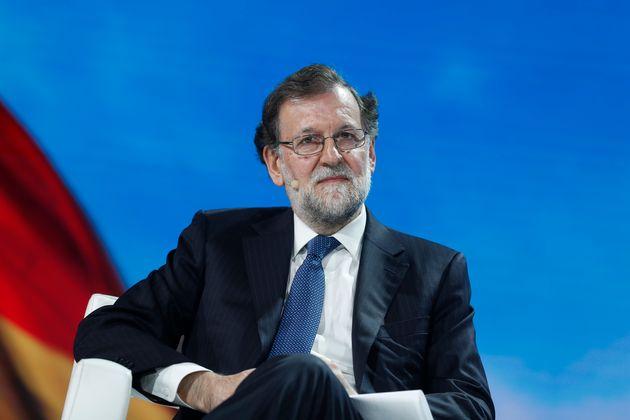 El expresidente Mariano