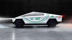 La police de Dubaï roulera bientôt en Tesla