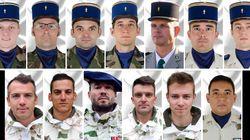 Qui sont les treize soldats français honorés par
