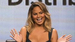 Chrissy Teigen Is Totally Unfazed By Troll Calling Out Her 'Chefs And