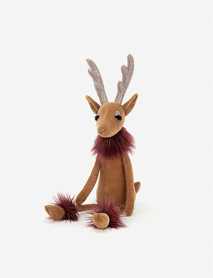 Felicity Reindeer soft toy