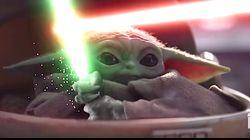 Baby Yoda Fights Darth Sidious In Brilliant 'Star Wars' Fan