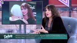 Minerva Piquero reaparece en televisión y habla así de lo ocurrido: