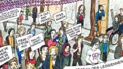 «Lesbo-queer»: une BD pour offrir des modèles positifs aux jeunes