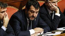 Salvini cita Confucio, attacca Conte e carica Di Maio:
