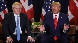Trump embarrassera-t-il (encore) Johnson au sommet de