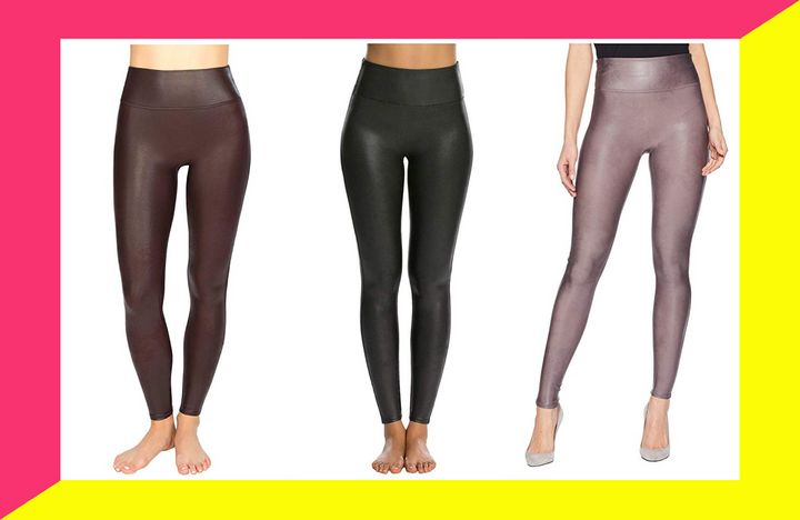 The Spanx leggings everyone is obsessed with are still in stock one place.