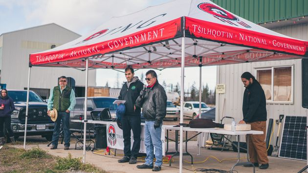 Tsilhqot'in National Government, solar