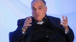 Javier Tebas dimite como presidente de
