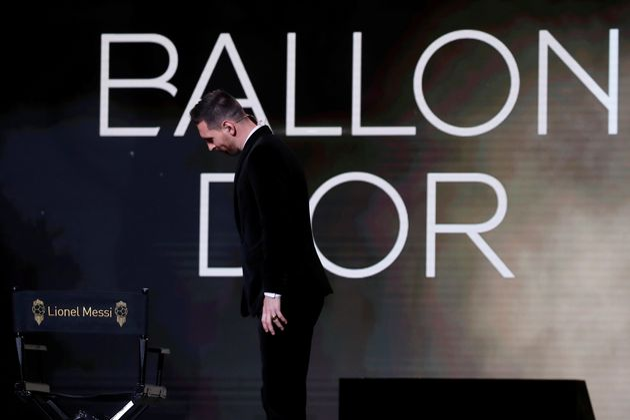 Pourquoi c'était l'année parfaite pour ne pas décerner le Ballon d'Or à Messi...