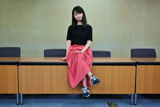 石川優実さん(2019年6月3日)