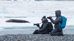 Diario de a bordo (2): Llegada al lugar más remoto, frío y seco del