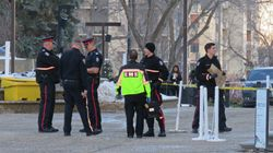 Police Found A Body On The Front Steps Of Alberta's
