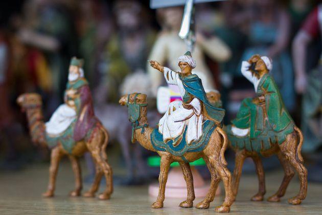 Figuras de los Reyes