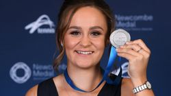 Indigenous Tennis Player Ash Barty Awarded Newcombe