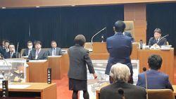 「町長からセクハラ」告発した女性町議が失職。議会が懲罰動議を可決