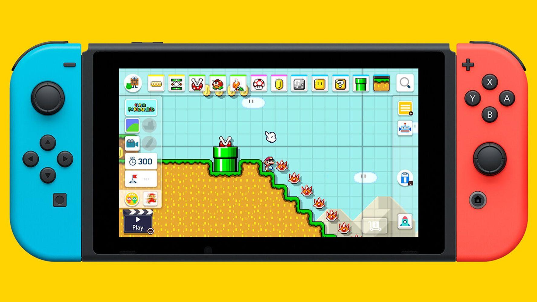 Super Mario Maker 2 Update 2 Release Date Revealed, Adds Master Sword,  Ninji Speedruns, And More   HuffPost India Entertainment