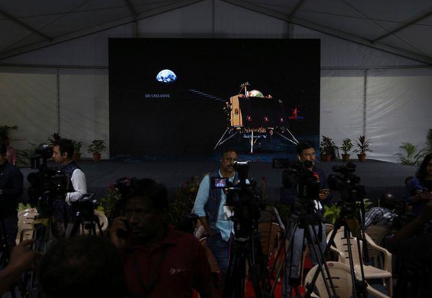 Εντοπίστηκαν από τη NASA τα συντρίμμια του ινδικού σκάφους Vikram στη