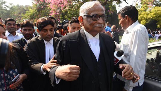 Ayodhya Case: Lawyer Rajeev Dhavan Says He Was Sacked On 'Nonsensical'