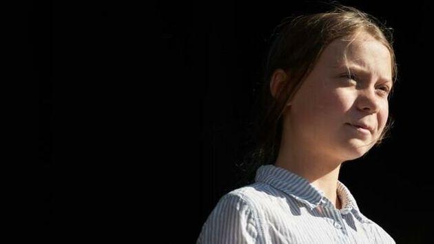 La activista sueca Greta
