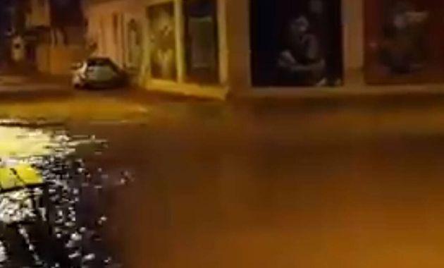Suspendidas las clases en Los Alcázares (Murcia) por riesgo de fuerte
