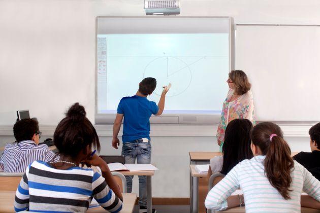 Selon l'étude Pisa, les élèves français légèrement au-dessus de la