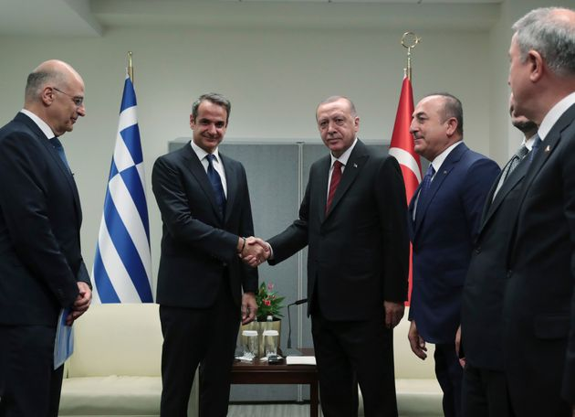 Προς το συμφέρον της Τουρκίας να αναδιπλωθεί, το μήνυμα Μητσοτάκη στον