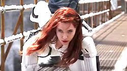 'Black Widow' Trailer Gives Scarlett Johansson Her Superhero