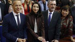 La socialista Pilar Llop se hace con la presidencia del