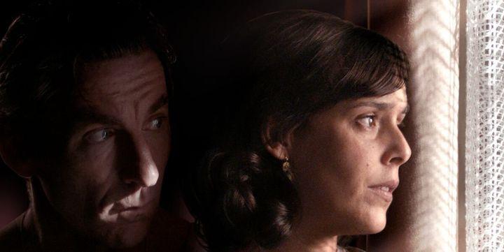 Belén Cuesta y Antonio de la Torre en 'La trichera infinita'.