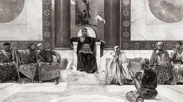Έρευνα: Λάθος κατηγορούμε την πανούκλα για την κατάρρευση της Ρωμαϊκής