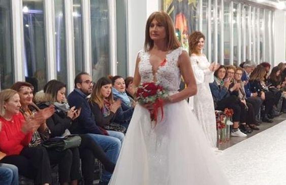 Vladimir Luxuria vestita da sposa emoziona i follower: