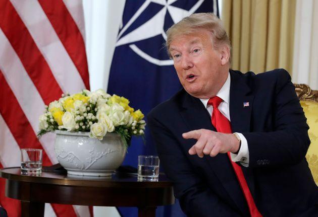 Τραμπ: Μου αρέσει η Τουρκία, τα πάω πολύ καλά με τον